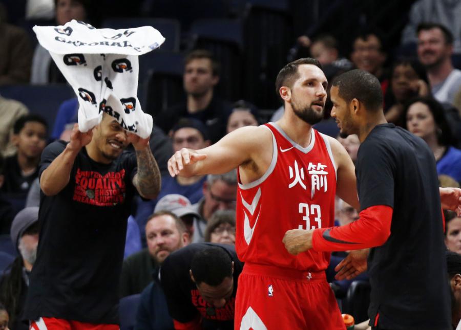 """iš """"Heat"""" atleistas R. Andersonas grįžta į """"Rockets"""""""