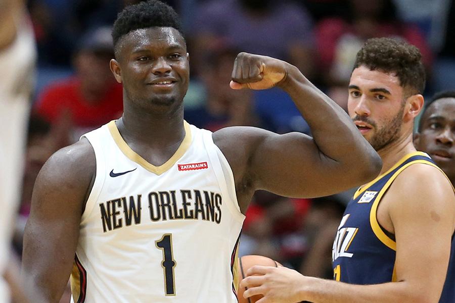 """Z.Williamsonas padovanojo dar vieną pergalę """"Pelicans"""""""