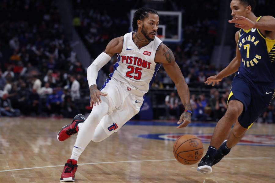"""K.Durantas: D.Rose'as žaidžia """"Visų žvaigždžių"""" lygio krepšinį"""