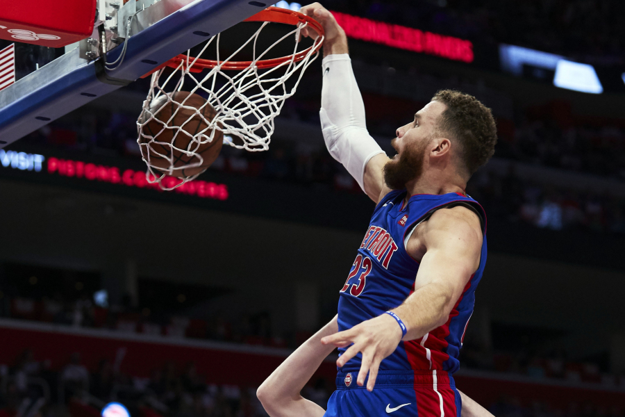 B.Griffinas pasityčiojo iš NBA MVP