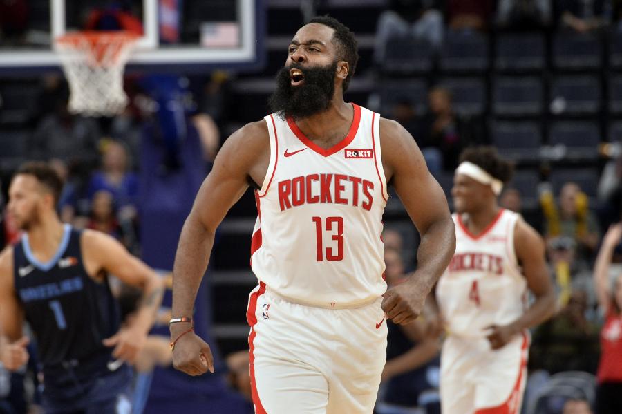 J.Hardenas: krepšinio pasauliui trūksta S.Curry ir K.Thompsono
