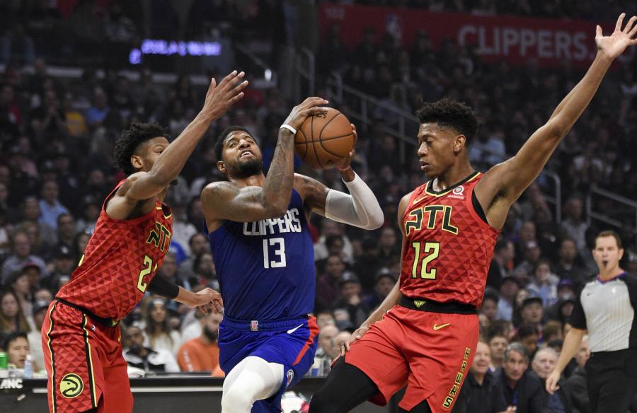 """""""Clippers"""" per mačą surinko net 150 taškų"""