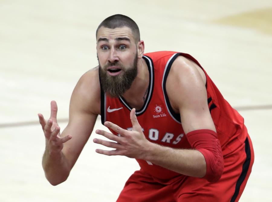 """""""Raptors"""" J.Valančiūnui NBA čempiono žiedo neskirs"""