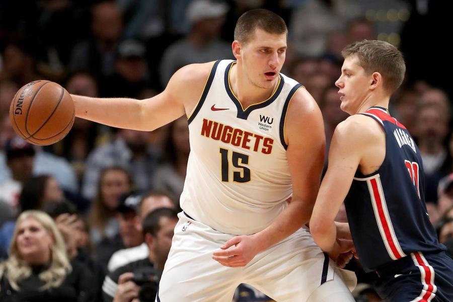 N.Jokičius pakilo NBA metraščiuose
