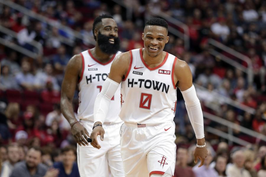 R.Westbrookas tapo prasčiausiu metiku NBA lygos istorijoje
