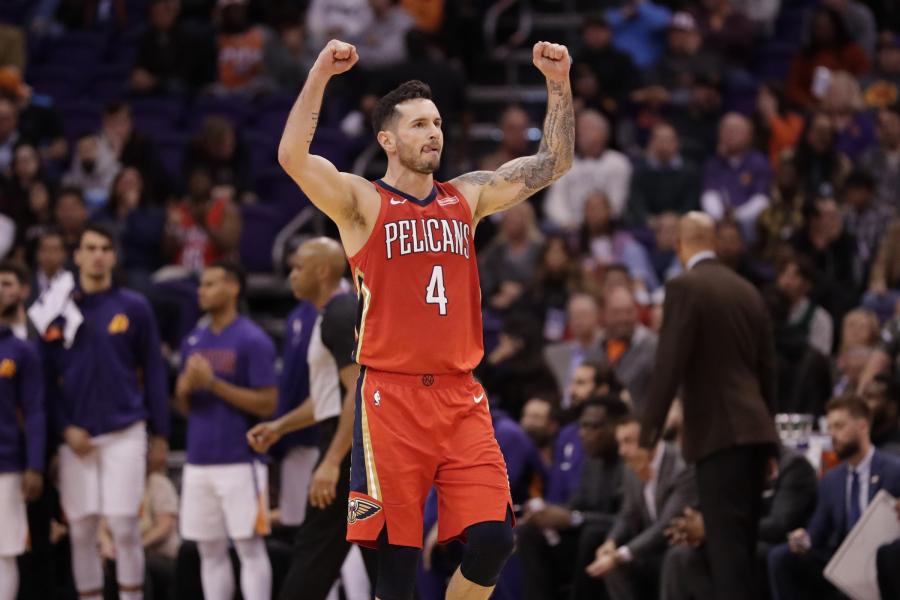 """JJ Redickas tiki """"Pelicans"""" galimybėmis prasibrauti į atkrintamąsias"""