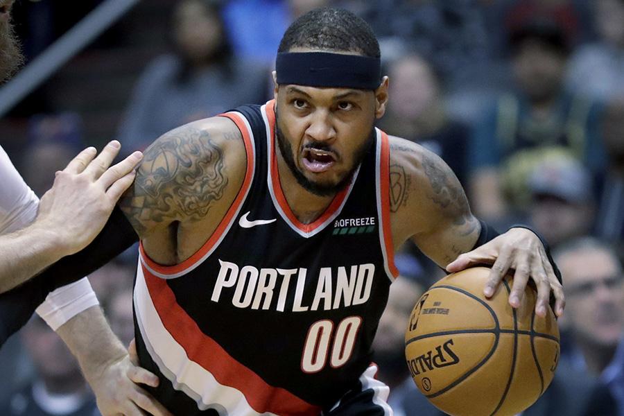 C.Anthony karjerą nori baigti Portlande