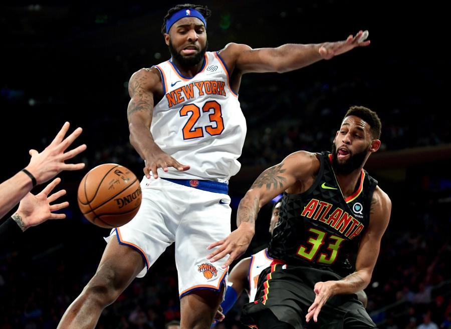 """Vargas """"Knicks"""": būrys žaidėjų panoro palikti klubą"""