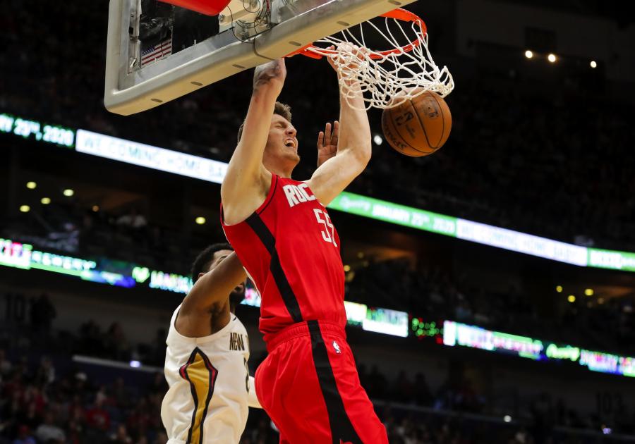 """Buvęs """"Žalgirio"""" žaidėjas pradėjo siautėti NBA lygoje"""