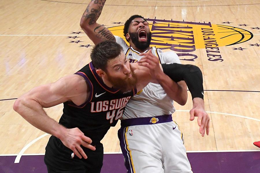 """NBA epizodų viršūnėje - """"plakatas"""" per buvusį """"Ryto"""" žaidėją"""