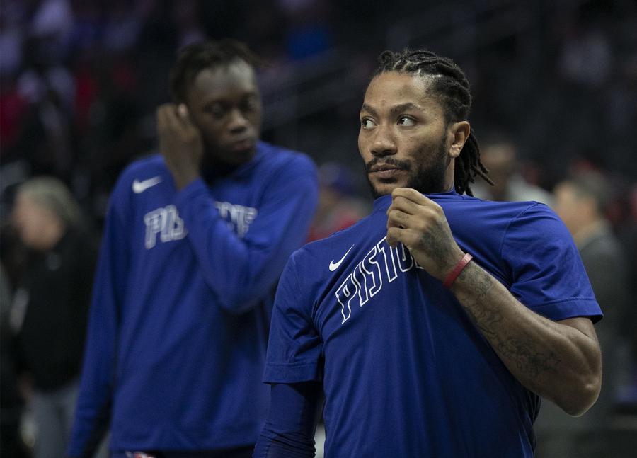 """D.Rose'as dalyvaus NBA """"Visų žvaigždžių"""" savaitgalyje"""
