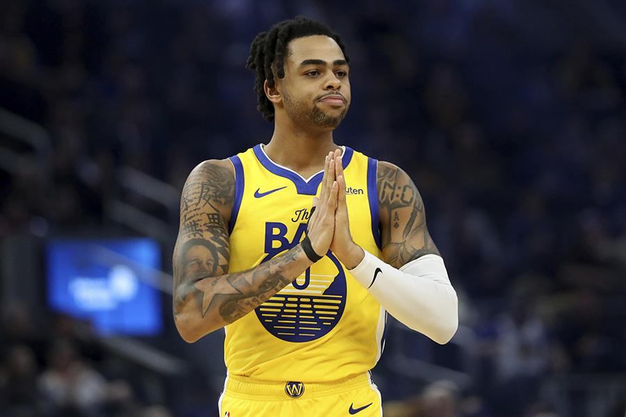 """Aiškėja, kokį geriausią žaidėją """"Warriors"""" gali gauti už D.Russellą"""