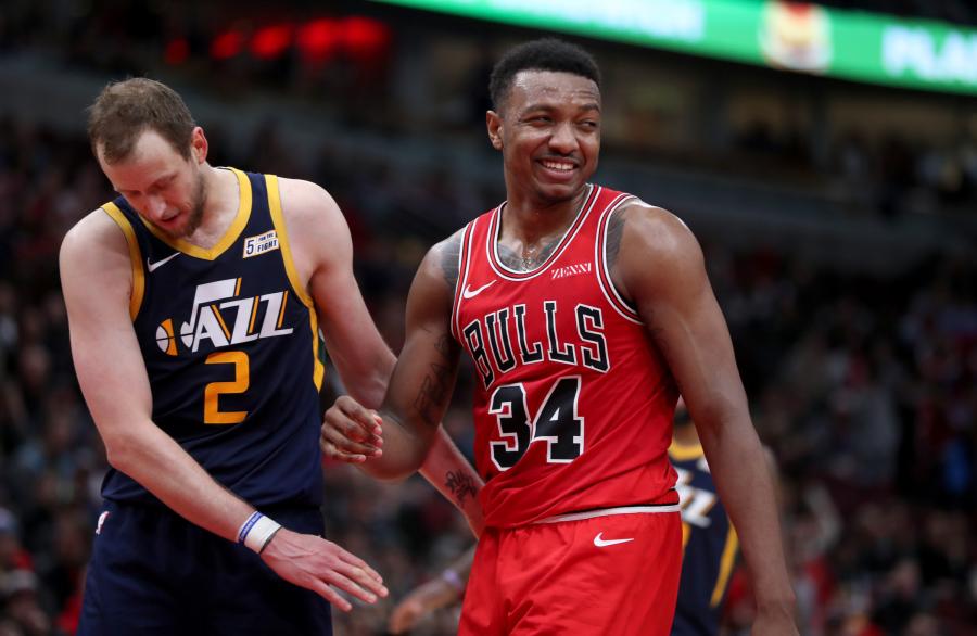 """""""Bulls"""" ilgam neteko jauno priekinės linijos žaidėjo"""