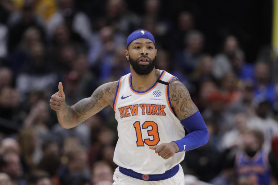 """""""Clippers"""" stiprinasi - įsigijo """"Knicks"""" lyderį"""