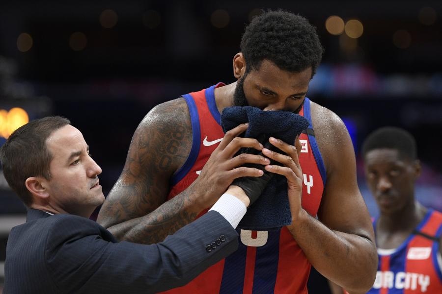 A.Drummondas: NBA lygoje nėra nei draugų, nei ištikimybės
