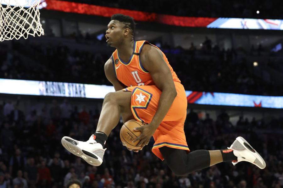 """NBA TOP 10: Z. Williamsonas ir dominuojantys """"Thunder"""" žaidėjai"""