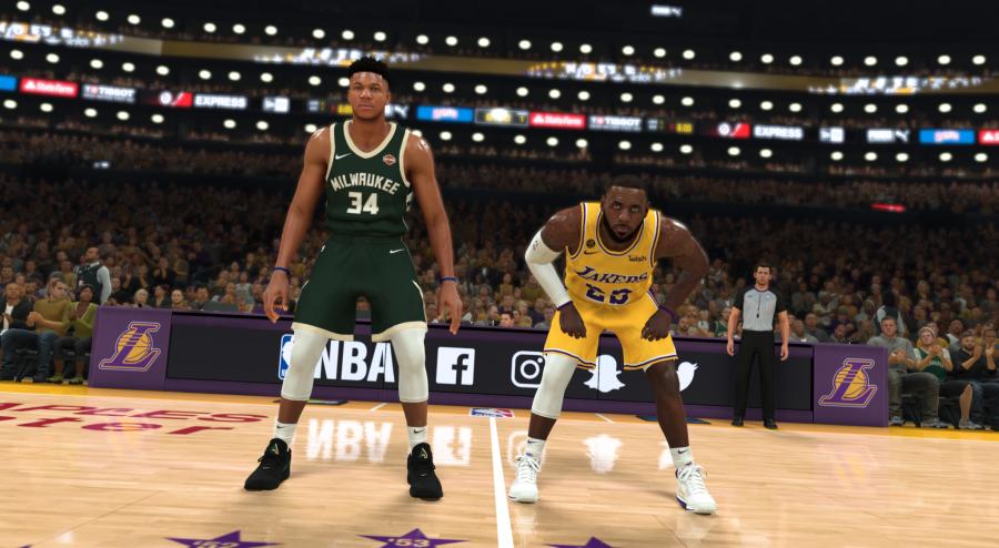 Jaunas dizaineris nušluostė nosis NBA 2K viršelių kūrėjams
