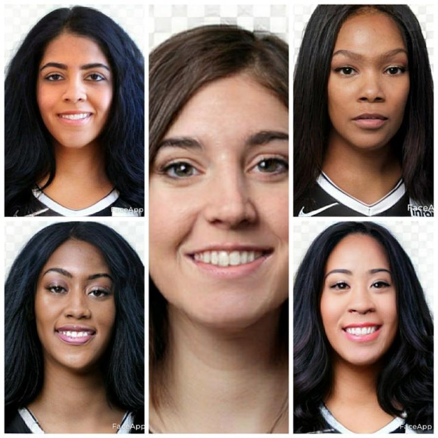 """NBA klubų lyderiai """"pritaikyti"""" žaisti WNBA"""